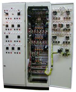 принципиальные схемы управления вентиляцией